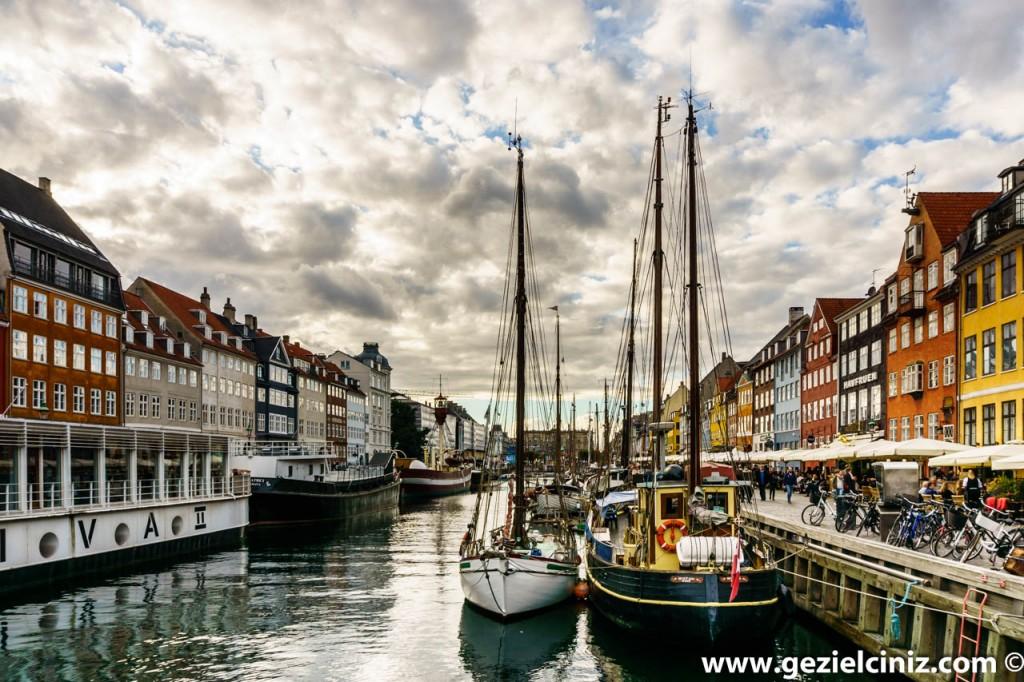 Kopenhag Nyhavn 2