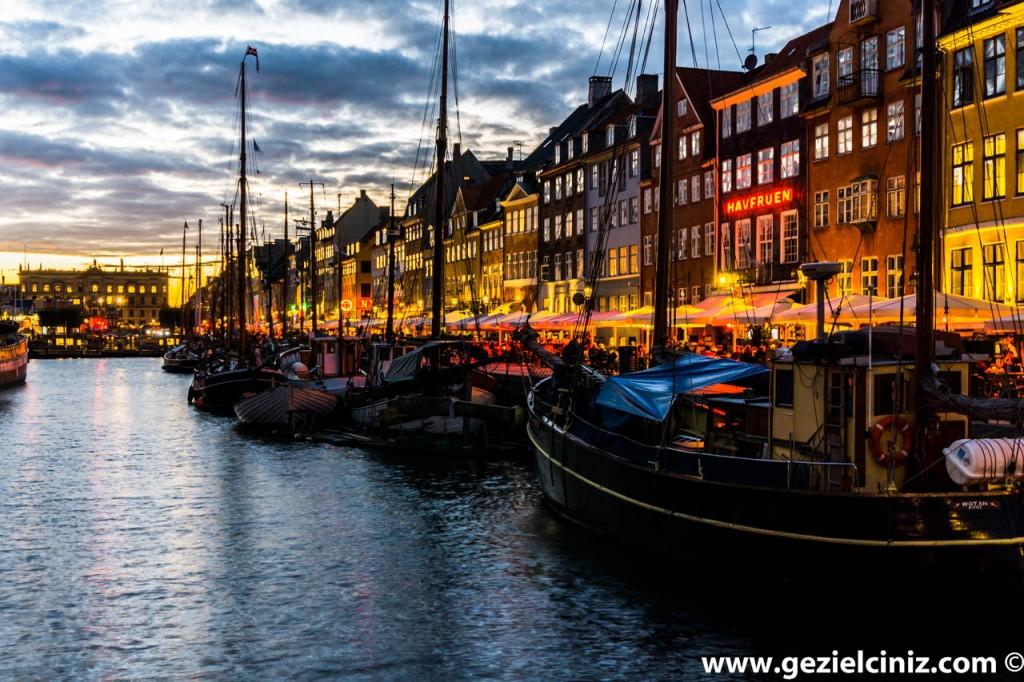 Kopenhag Nyhavn 4