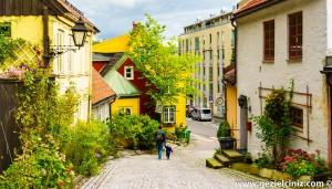 Oslo Houses street