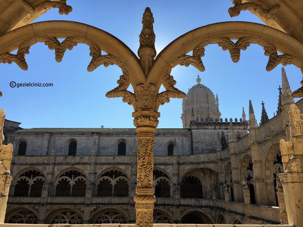 Lizbon gezi rehberi jeronimos