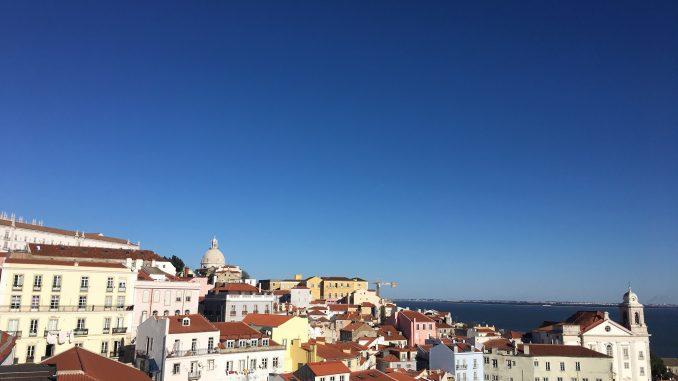 Lizbon gezi rehberi manzara