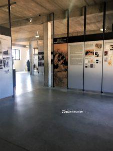 Dachau interior