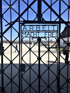 Dachau Arbeit Mach Frei