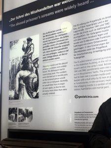 Dachau görseller işkence