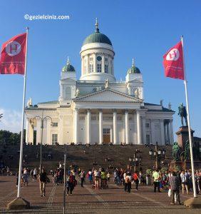 Helsinki gezilecek yerler kathedral