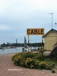 Helsinki gezilecek yerler sahil