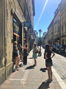Krakow'da ne yenir milkbar