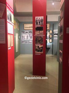 Krakow gezilecek yerler Schindler'in Fabrikası sergi