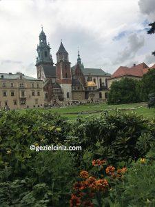 Krakow gezilecek yerler kale ici