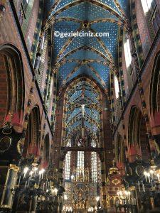 Krakow gezilecek yerler kathedral